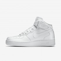 Nike air force 1 mid 07 para hombre blanco/blanco_152