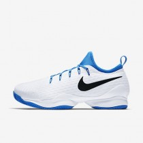 Nike court air zoom ultra react clay para hombre azul foto claro/negro/negro_458