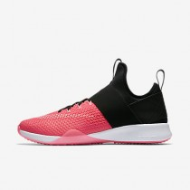 Nike air zoom strong para mujer rosa carrera/negro/blanco_167