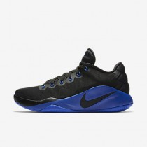 Nike hyperdunk low unisex negro/gris oscuro/royal juego_061
