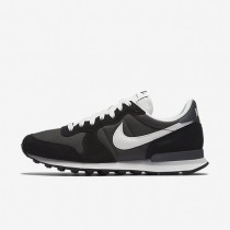 Nike internationalist para hombre peltre intenso/negro/antracita/vela_165