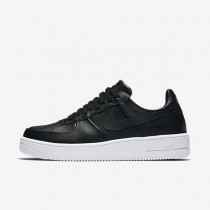 Nike air force 1 ultraforce leather para hombre negro/blanco/negro_204