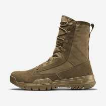 Nike sfb field 20,5 cm leather para hombre coyote/coyote_420