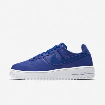 Nike air force 1 ultraforce leather para hombre hipercobalto/blanco/hipercobalto_654