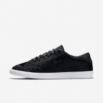 Nike all court 2 low lx para hombre negro/blanco/negro_757