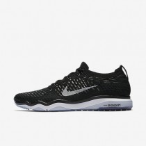 Nike zoom fearless flyknit para mujer negro/blanco_120
