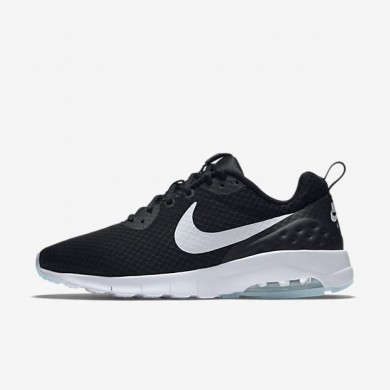 Nike air max motion low para hombre negro/blanco_330